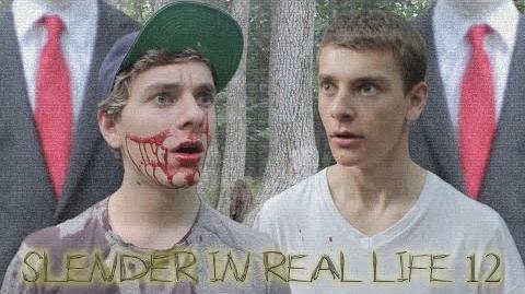 Slender in Real Life 12