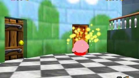 Super Kirby 64 Bloopers