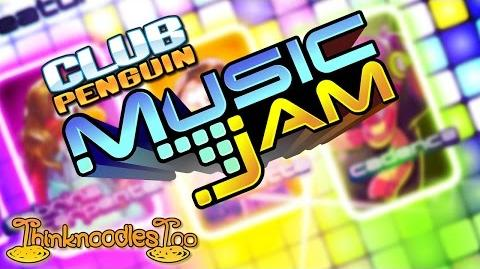 Club Penguin Music Jam 2014 Party Walkthrough