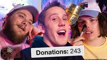 Drinking for Every Donation... (MISTAKE) ft