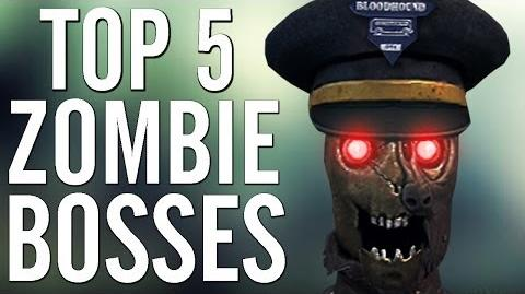 CoD Top 5 WORST Zombie Bosses! Call of Duty Black Ops & Black Ops 2!!!