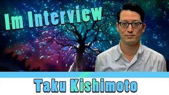 Taku Kishimoto im Interview! 😳✨
