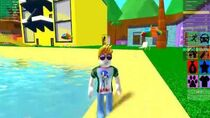 Flamingo Making My Way Downtown With Julio Official Roblox Music Video Flamingo Wikitubia Fandom