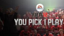 FIFA 12 You Pick I Play 4