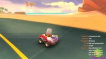 """Garfield kart """"highlights"""""""