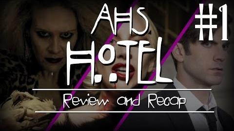 American Horror Story Hotel Episode One Recap - DRILLDO!?!