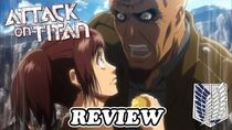 Attack On Titan Episode 3 English Dub Reaction Review - Potato Girl & Faulty Equipment