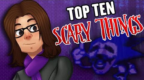My Top 10 Scary Things in Games! - Scarfulhu