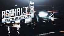 Top 4 Worst Cars For Multiplayer in Asphalt 8