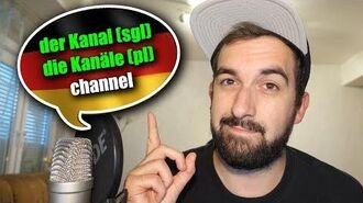 VLOGDAVE CHANNEL TRAILER 🔥 Learn German With A Native Speaker, Rammstein Lyrics Explained & More!