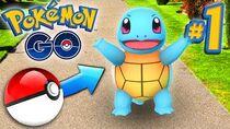 Pokemon GO Episode 1 - CATCHING POKEMON!