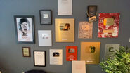 Jack Welsh's Play Button Collection