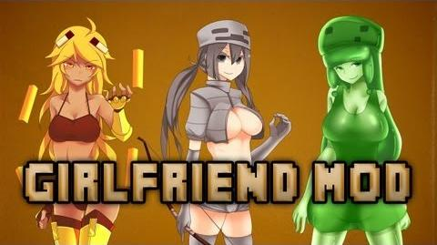 Minecraft Girlfriend Mod! - Friends, Buddies & More D - Uberagon
