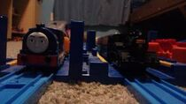 TrackMaster 2 Timothy and Plarail C12 Review and Run