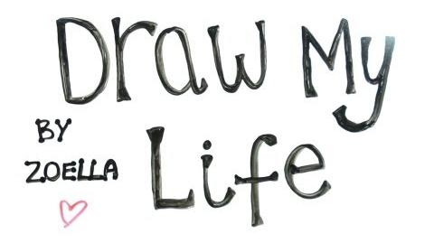 Draw My Life Zoella