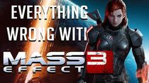 GamingSins Everything Wrong with Mass Effect 3