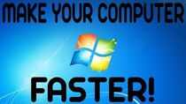 How to Make Your Computer EXTREMELY FAST! (HD)