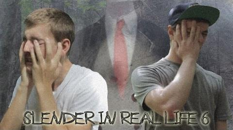 Slender in Real Life 6