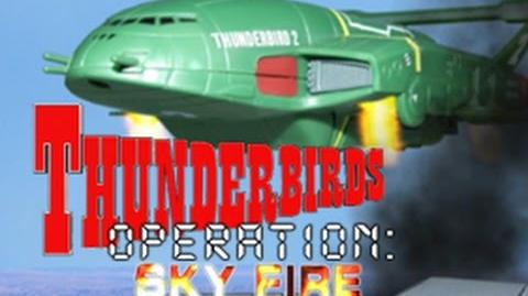 Thunderbirds - Operation Sky Fire