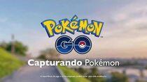 Pokémon GO - Capturando Pokémon