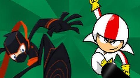 Randy Cunningham vs Kick Buttowski - Epic Rap Battles of Cartoons 13