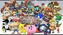 Super Smash Bros Brawl menu (Remix)