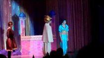 Aladdin, kpwc company ) playing jasmine