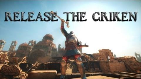Chivalry Battle Royale 'Release the Criken'
