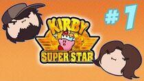 Kirby Super Star - Spring Breeze ADVENTURES! - GameGrumps