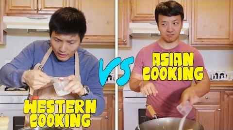 Chinese Cooking VS