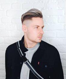 Rewindside alias Sebastian Meyer mit 27 Jahren - Person des öffentlichen Lebens
