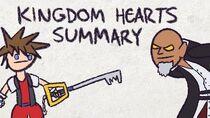 A Good Enough Summary of Kingdom Hearts