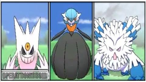 Pokemon X and Y All SHINY Mega Evolutions!