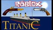 ROBLOX Full Movie - Titanic - Sinking on Atlantic (1912 History - 1997 Movie)-0