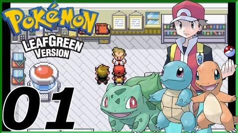 Pokémon FireRed and LeafGreen - Episode 1 The Basics of Battles