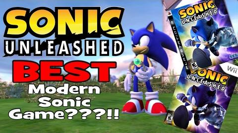 Sonic Unleashed is PHENOMENAL (Cooper's Perspective)