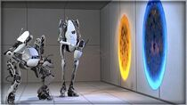 PORTAL 2 WITH ETHAN!
