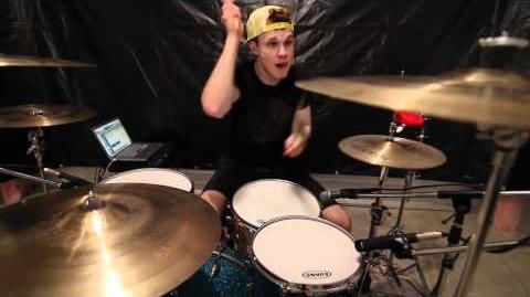 Phil J - Carly Rae Jepsen - Call Me Maybe - Drum Cover Remix