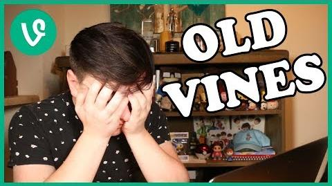 Reacting to Old Vines! Thomas Sanders