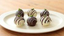 クリームチーズ・チョコトリュフのレシピ ほぼフルバージョン Cream Cheese Chocolate Truffles|HidaMari Cooking