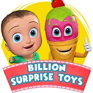 BillionSurpriseToys - Nursery Rhymes & Songs
