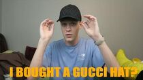 I spent $350 on a Gucci Hat?