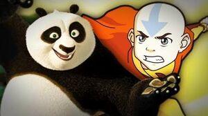Po (Kung Fu Panda) vs