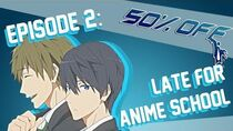 50% OFF Episode 2 - Late For Anime School Octopimp