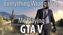 Everything Wrong With Me Playing GTA V - Hooker Search & Killing A Dog