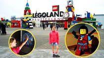 Legoland 2018 Neuheiten Das Große Lego Rennen, Ninjago 4D Movie Achterbahnen Vlog Xscaped
