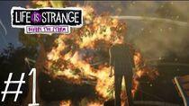 Life is Strange Before The Storm Episode 1 Walkthrough Gameplay (FULL EPISODE) - Intense Emotions