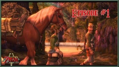 The Legend of Zelda Twilight Princess - A New Adventure Begins! - Episode 1