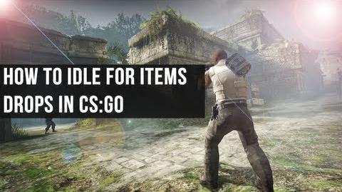 CS GO Tutorials How to Idle for Item Drops