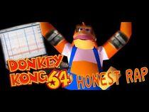 Donkey Kong 64 Honest Rap